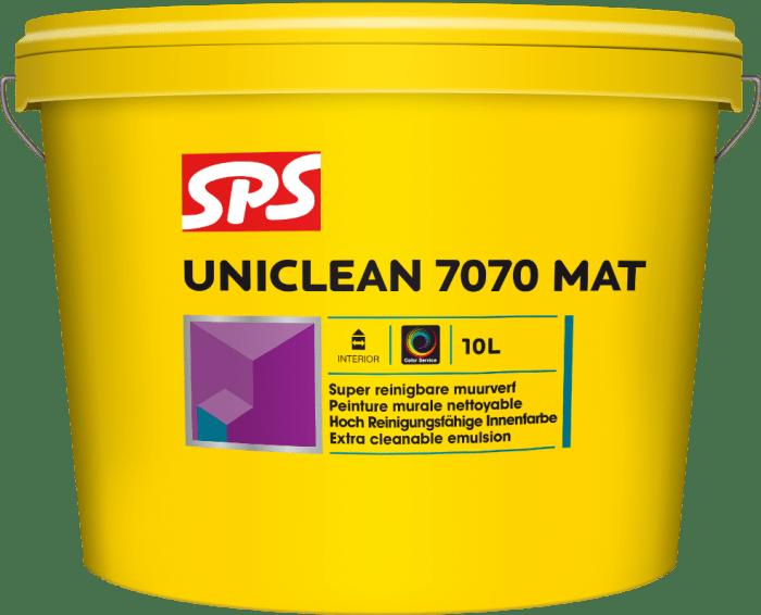 SPS uniclean 7070 mat