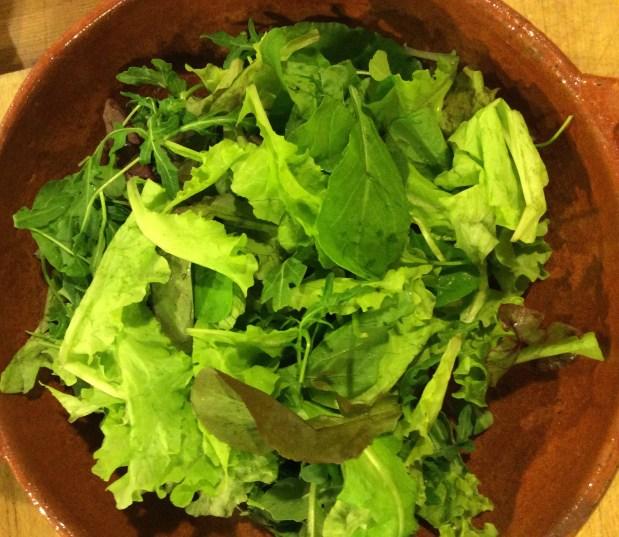 October in the kitchen – Basic Vinaigrette
