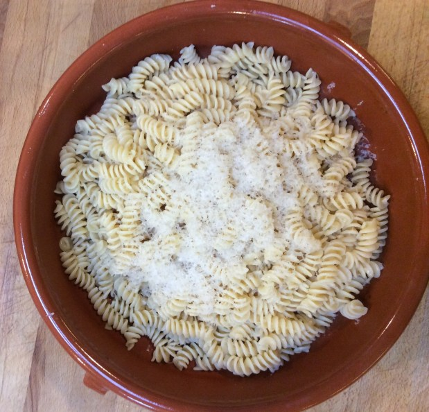 20 essential items for your pantry – Pasta with Butter and Cheese