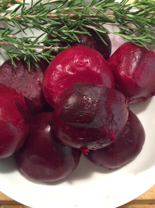 November in the kitchen – Not Just Any Pickled Beets
