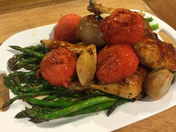 March in the Kitchen – Obe's Chicken