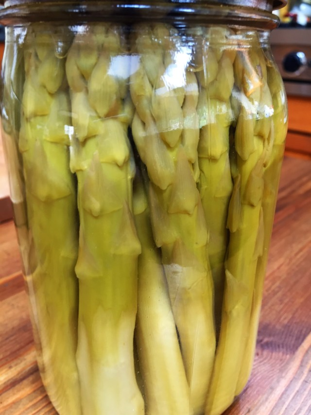 Pickled Asparagus