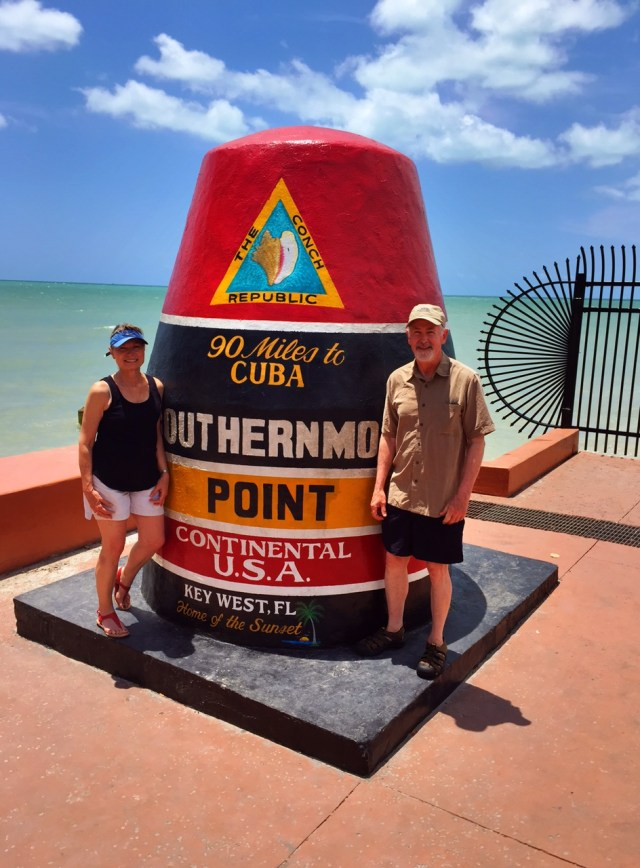 90 miles to Cuba