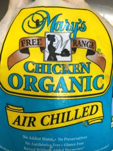 Organic and Air Chilled