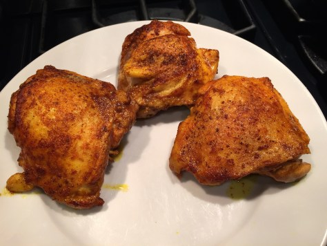 Turmeric Chicken