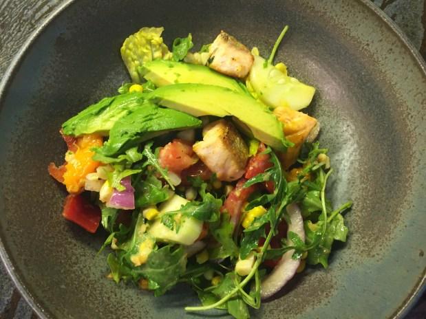 June – Summer Detox Salad