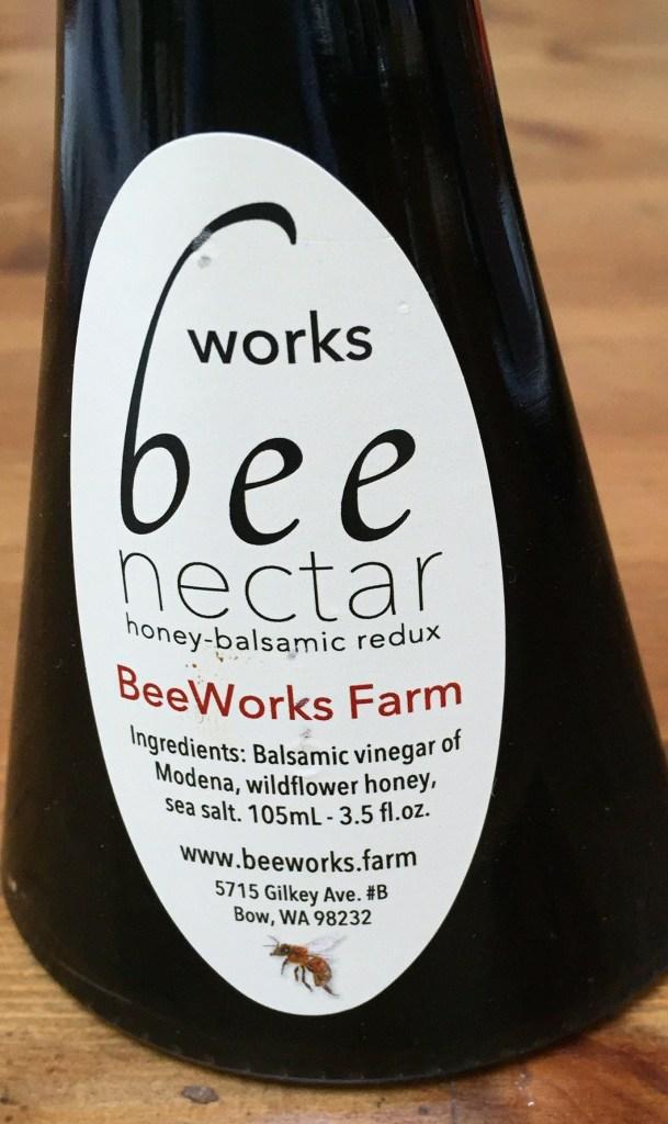 Bee nectar vinegar