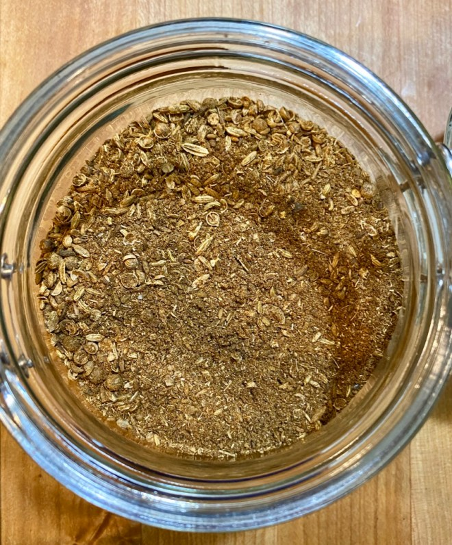 Roast Fennel Spice