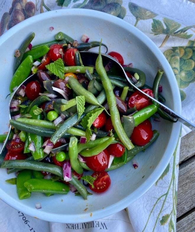 Greek Green Bean Salad
