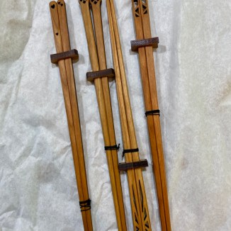 Hand Carved Chopsticks