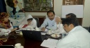 Improved Governance for Peacebuilding in KPK staff meetings