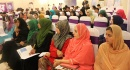 Poetry Competition to Promote Peace and Tolerance in Bahawalpur, Poets and audience at the poetry contest