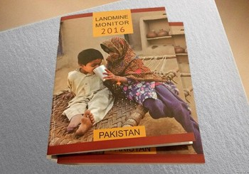 Landmine Monitor 2016 Report Launch by SPADO