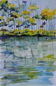 spring on the Ocoee River