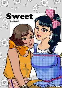 SWEET - issue 3 cover