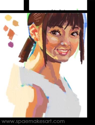 Yuko Ogura quick study