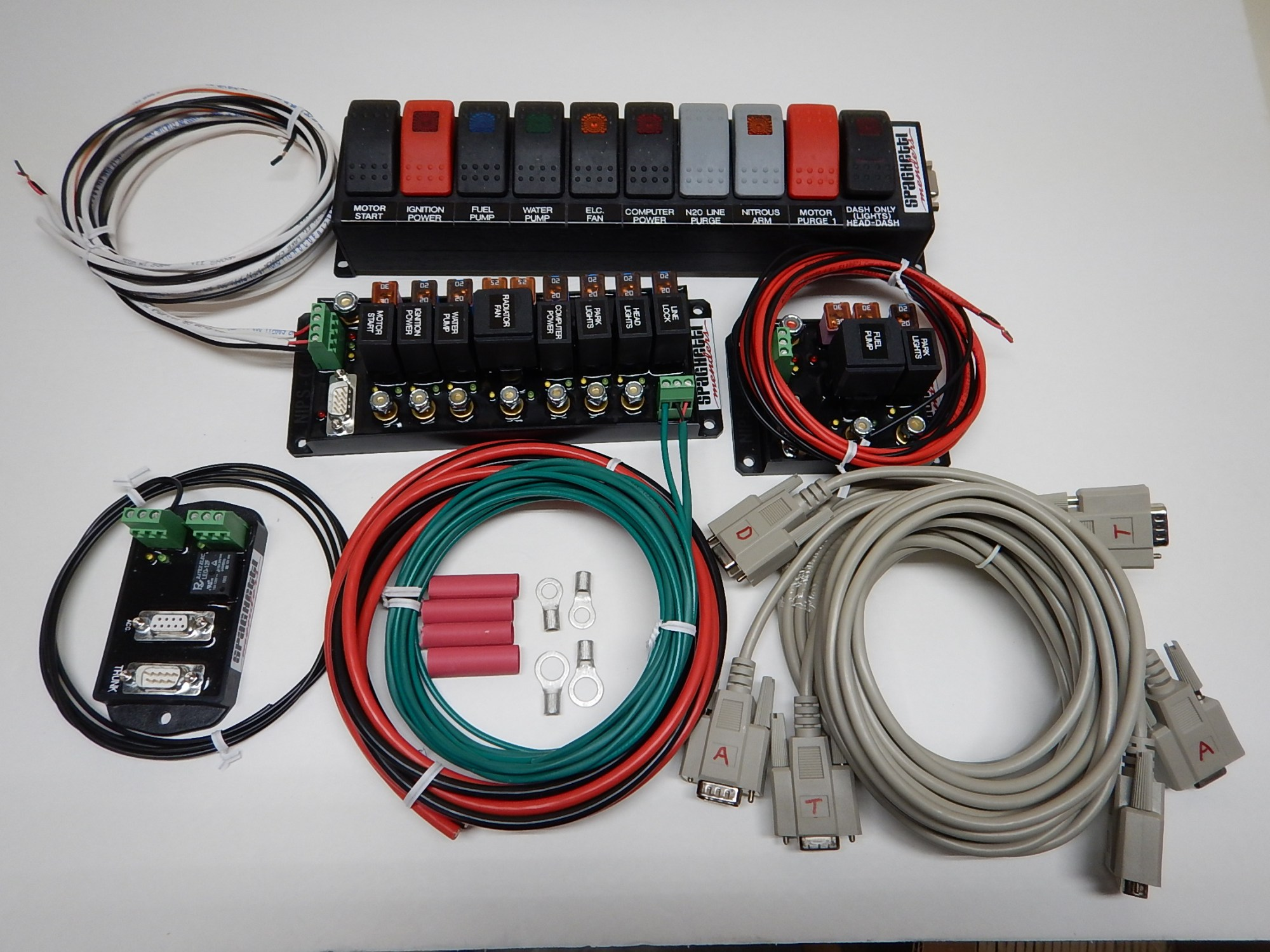 hight resolution of 1 stage nitrous system