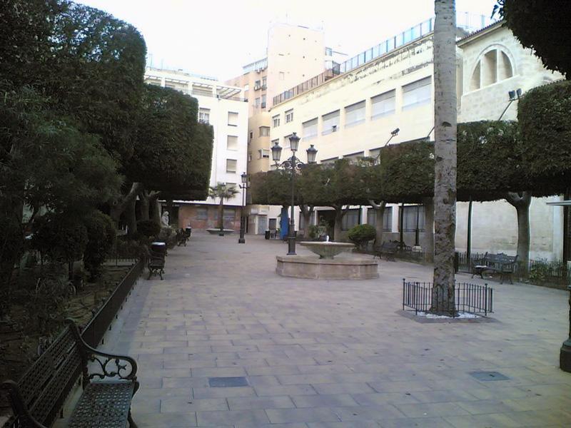 Plaza Virgen del Mar Costa de Almera