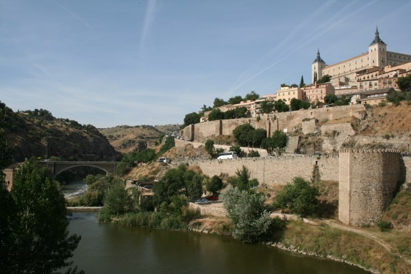 Day Of Trip Toledo Spain Portugal