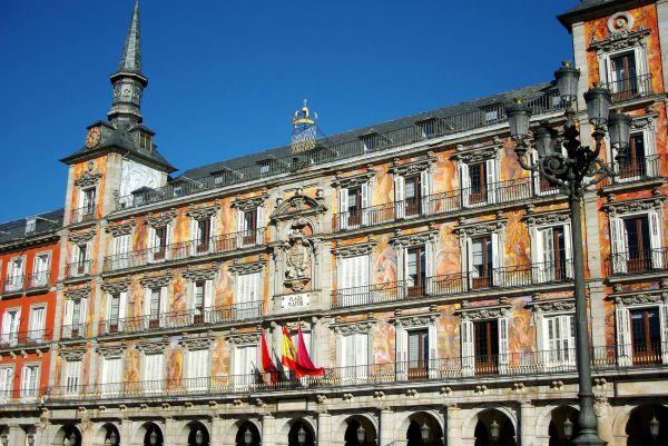 Plaza Mayor Madrid' Emblematic Square