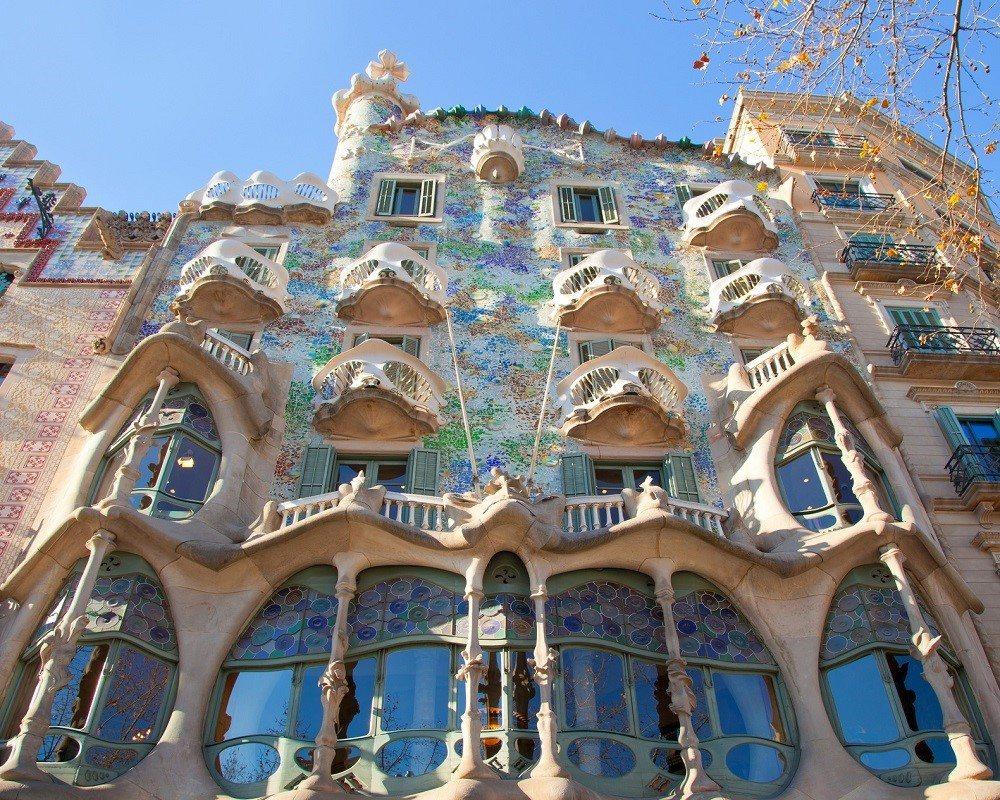 Casa Batll Barcelona