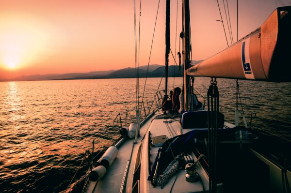 private sailboat rental