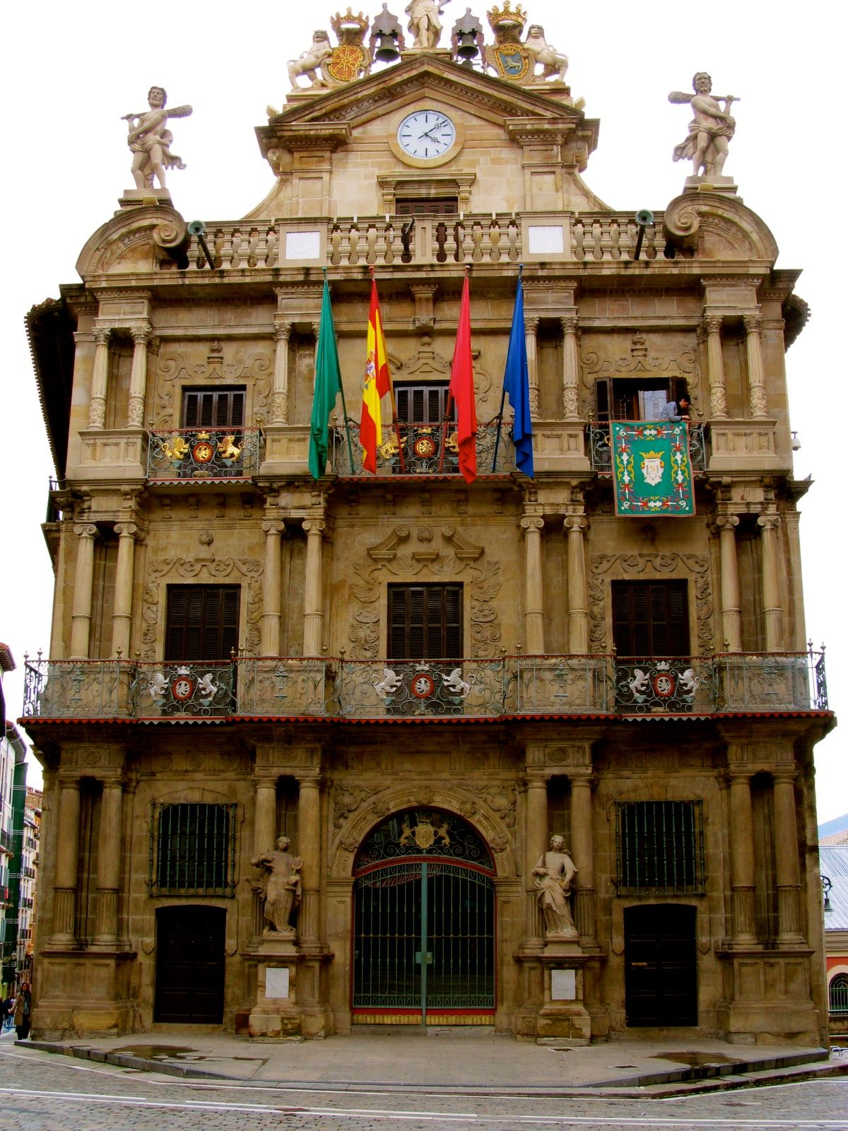 Not San Ferm 237 N In Pamplona Spain For Pleasure