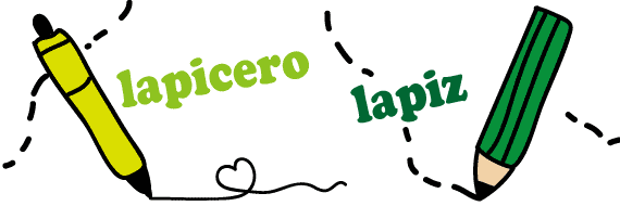 スペイン語 単語 鉛筆 ペン