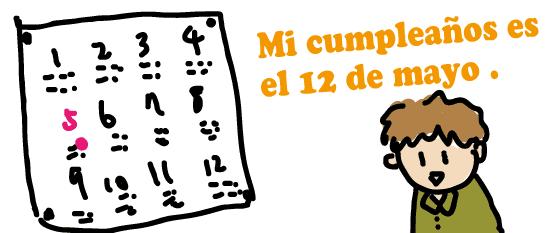 スペイン語 月の名前 誕生日