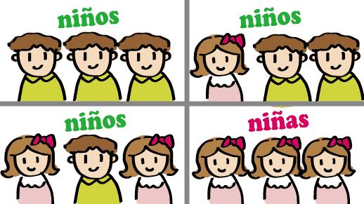 スペイン語 子供