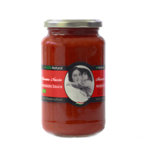 Heirloom Arrabiata Sauce, no reservatives