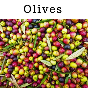 Low Sodium Olives from Italy and Greece