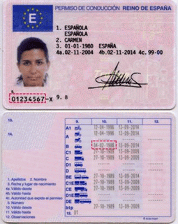 How To Get A Valid Spanish Driving License A Step By Step Guide