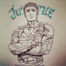 Justice (spainhorse IG)