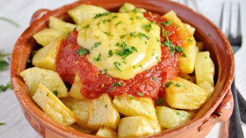 Authentic Spanish Patatas Bravas Recipe