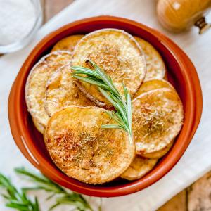 uilt-Free Crispy Potatoes