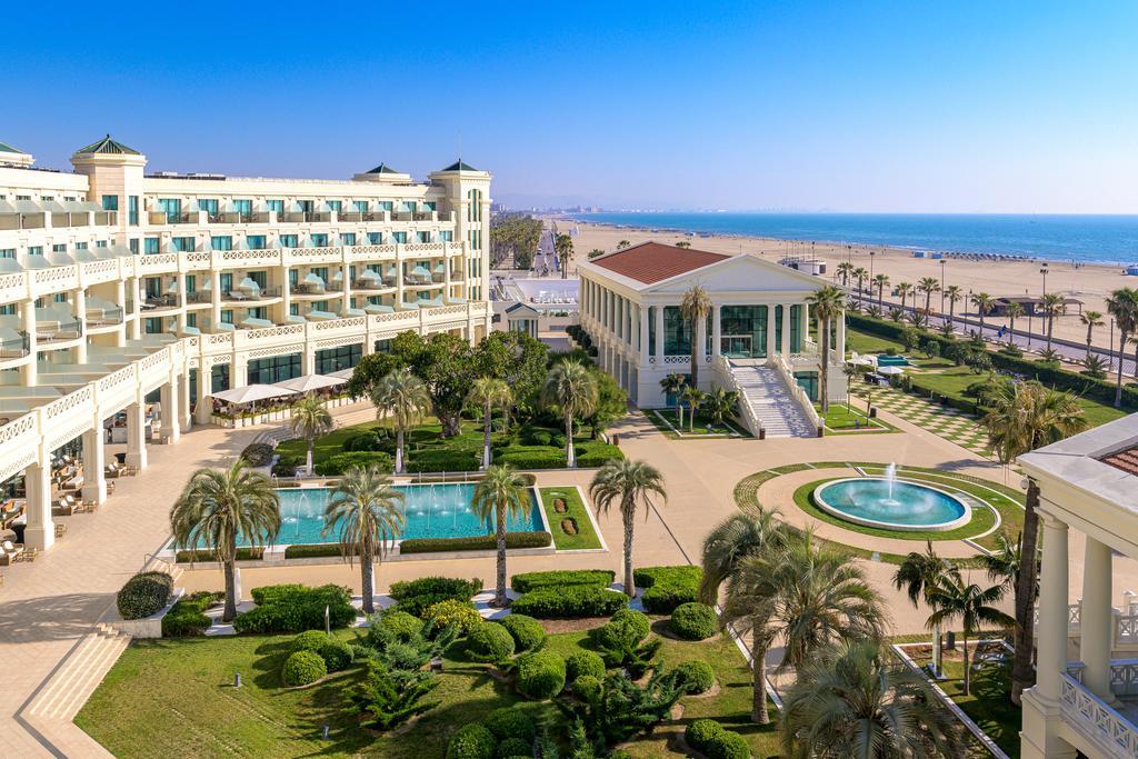 best luxury hotels valencia spain