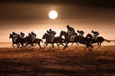 carreras caballo sanlucar