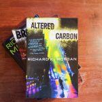 Todas las novelas de Carbono alterado; ciencia ficción, ciberpunk y hard boiled de la mano de Richard Morgan