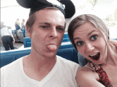 Honeymoon in Disney World!