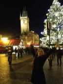 I found Christmas!!! Prague Christmas markets.
