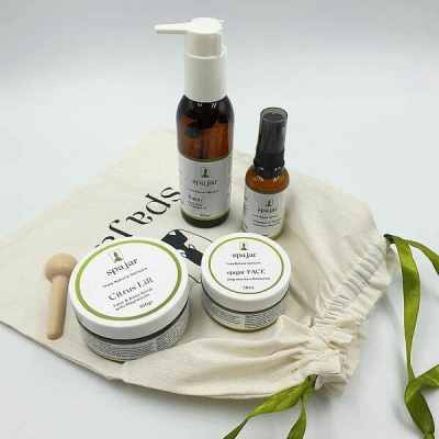 spajar skincare The Minimalist Natural Skincare RITUAL Set