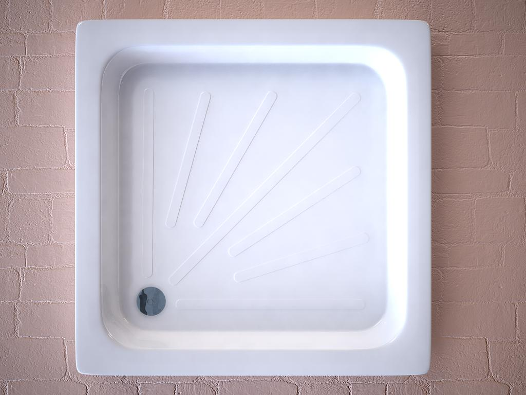 Traditional Shower Tray