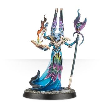 Warhammer Quest Silver Tower Gaunt Summoner