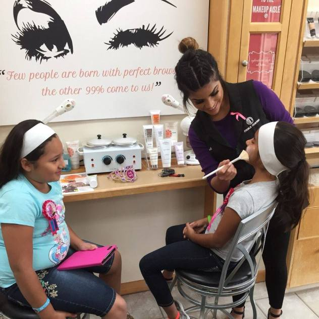 Spa Facials for All Ages