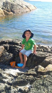 Beach playdate 2
