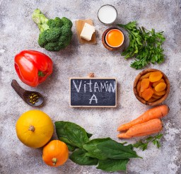 Vitamin A Benefits for Skin