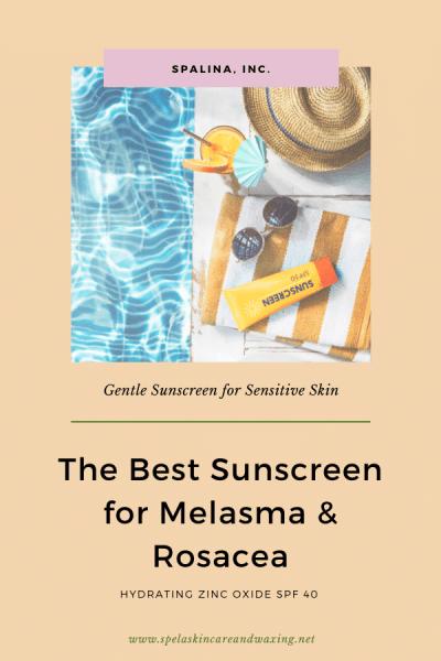 Benefits of Zinc Oxide Sunscreen for Acne