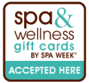 Spa & Wellness Gift Card Accepted Here