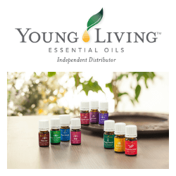 Young-Living Essential oils